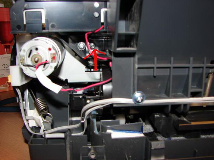 Epson tx210 инструкция по разборке