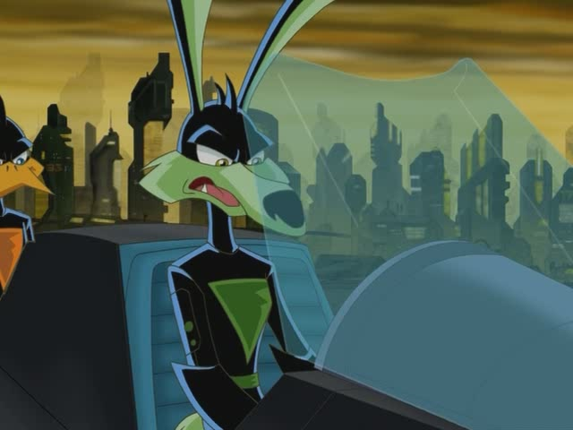 Лунатики / Loonatics Unleashed / 1 сезон ( 2005 - 2007) DVDRip
